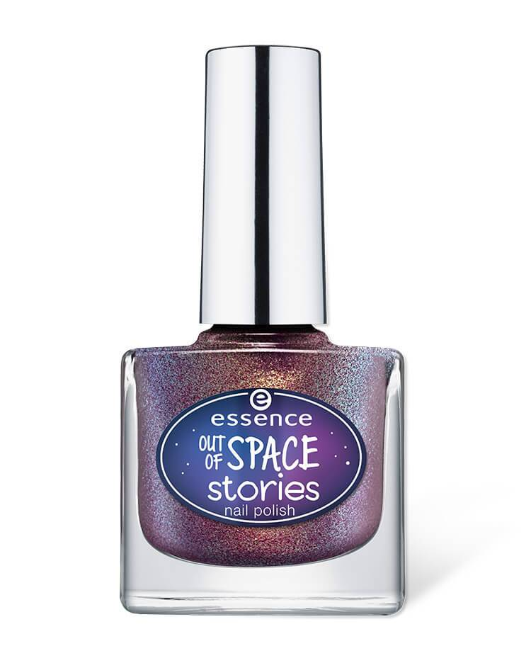 Essence Gel Nail Polish Space Queen: Out Of Space Stories Nail Polish